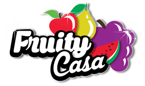 An image of the Fruity Casa Casino Logo