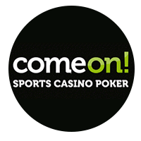 An image of the ComeOn logo