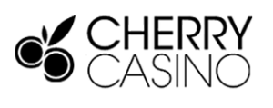 An image of the cherry casino logo