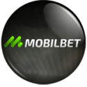 An image of the Mobilbet logo in a circle