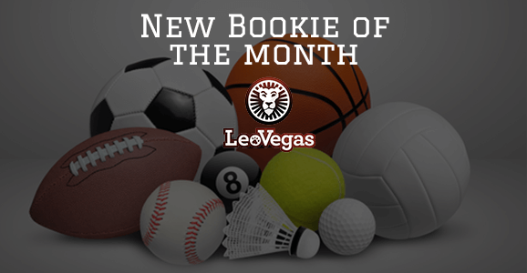 New Bookie of the month LeoVegas