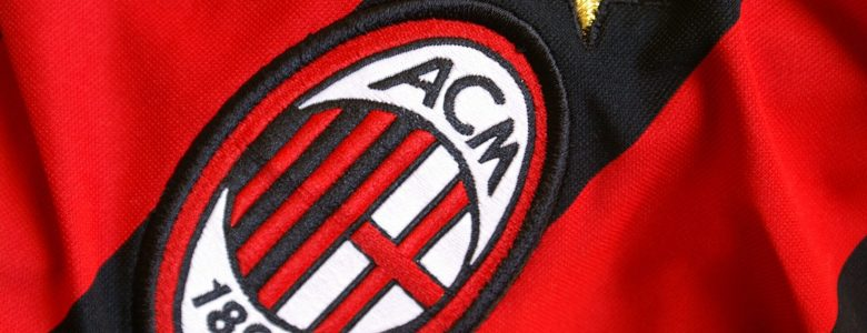 An image of the AC Milan shirt
