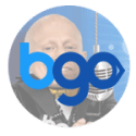 An new image of the bgo logo circle