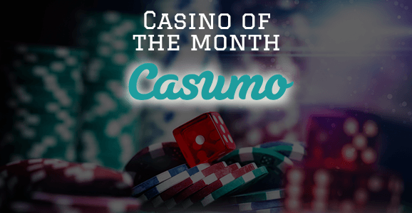 Casino of the month Casumo