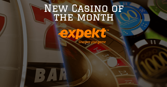 New Casino of the month Expekt
