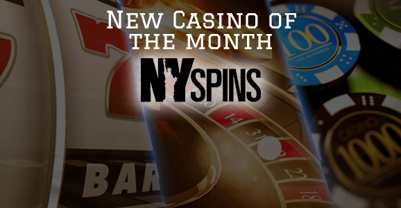 New Casino of the month NYSpins Casino