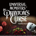 image of universal monsters phantoms curse netent game