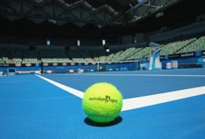 australian open 2018 image ball