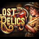 lost relics netent game image