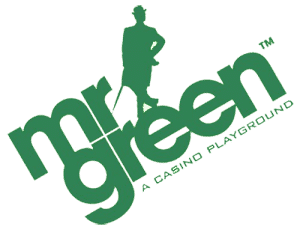 An image of the MrGreen Logo
