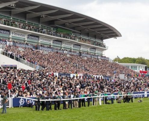 Bank Holiday Betting at Epsom