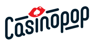 An image of the CasinoPop Logo