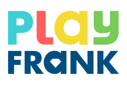 An image of the PlayFrank Logo