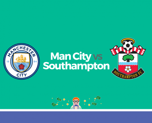 Free Tips for Manchester City vs Southampton