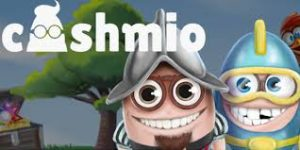 Image of Cashmio casino with minions in the front and a tree at the back