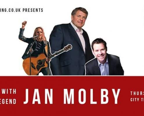 Introducing Jan (Molby) The Man