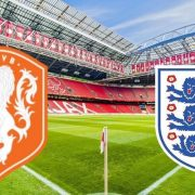 Netherlands Vs. England