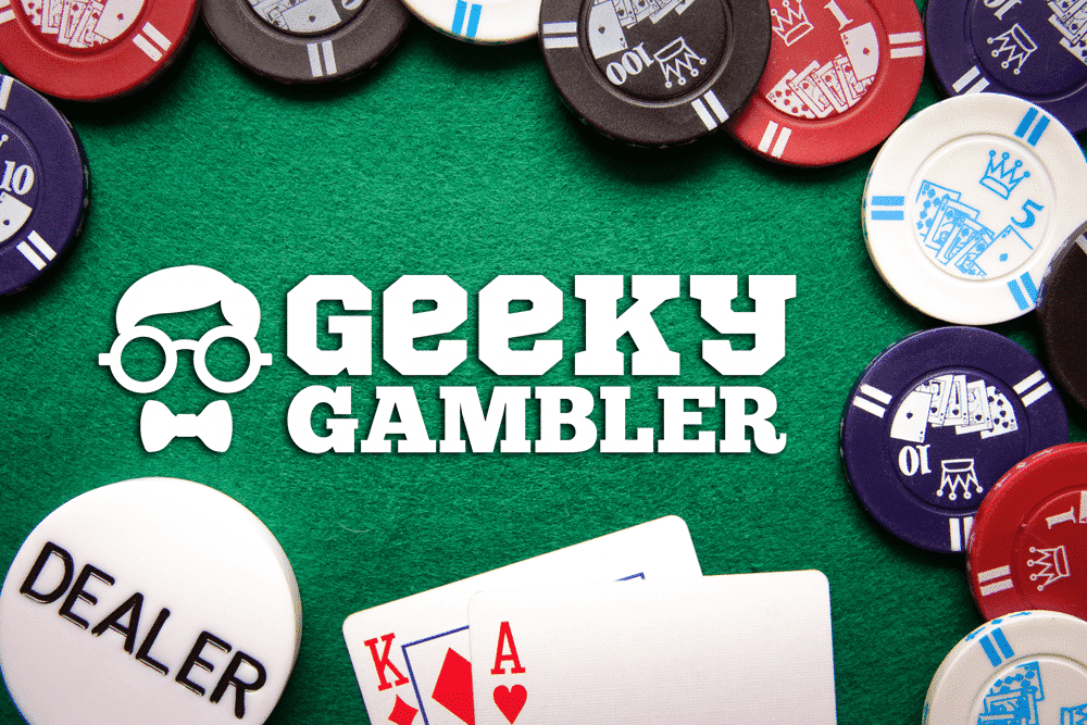 An image of the Live Casino at Geeky Gambler