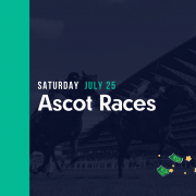 Free Horse Racing Tips for Ascot - 25th July